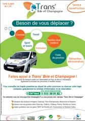affiche transport brie champagne 2010